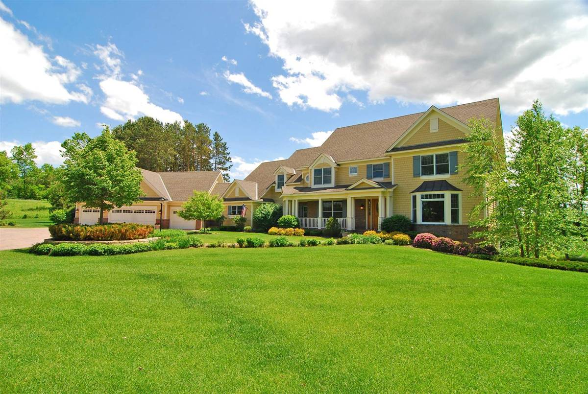 Gallery degree lawn landscape for Landscaping your home