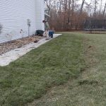 Sod After Construction